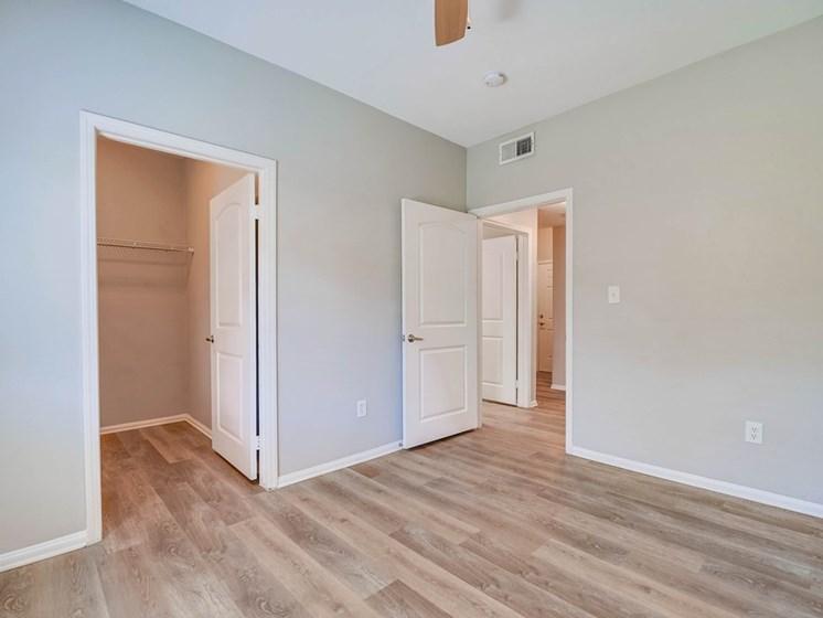 Large Closet View at The Villas at Towngate, Moreno Valley, California